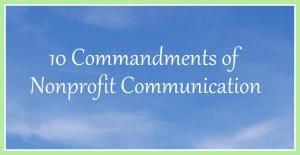 10 commandments graphic